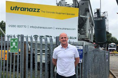 UTRANAZZ APPOINTS MARK HENSHAW AS NEW SALES MANAGER