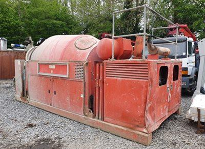 2 off Used HYMIX 6m3 Concrete Remixer / Agitators (2005)